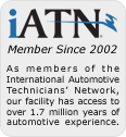 iATN - Sanford's Automotive Service Member - International Automotive Technicians' Network
